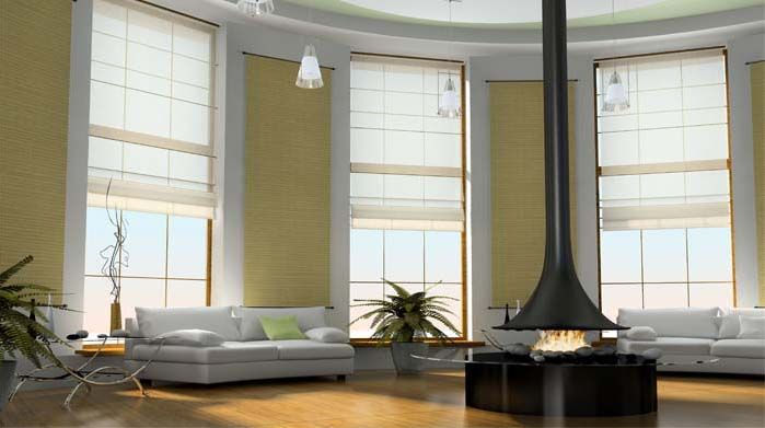 Temperature of rooms