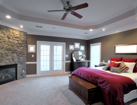 ceiling fan air conditioning